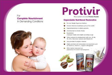 Protivir Protein Powder