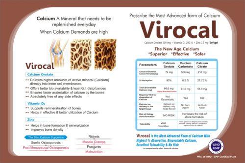 Buy calcium supplement for osteoporosis in India