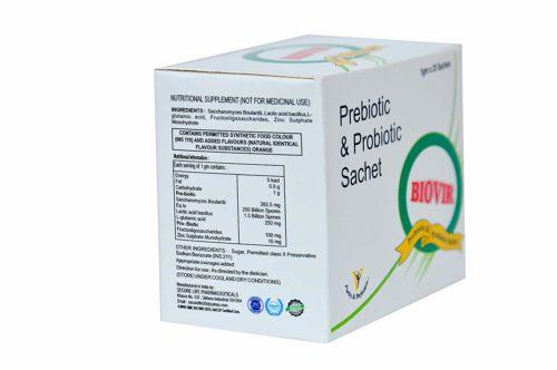 Probiotic-Prebiotic-sachet