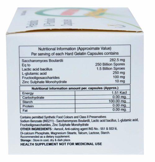 Probiotic-Prebiotic-ingriedients