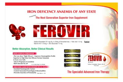 iron-tablets-for-anemia-pregnancy-weakness. Superior advanced therapy of Iron with Folic Acid & Vitamin B12