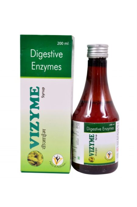 Vizyme Syrup (200ml)