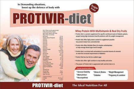 Protivir Diet